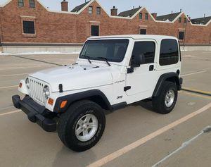 Michelin tiresQQ2 Jeep Wrangler for Sale in Charlotte, NC