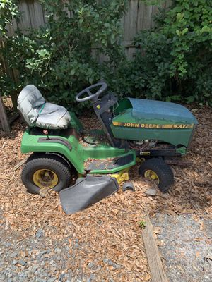 John Deere 1991 lawn tractor does not run for Sale in Eustis, FL