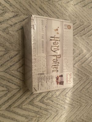 Harry Potter box for Sale in Fresno, CA