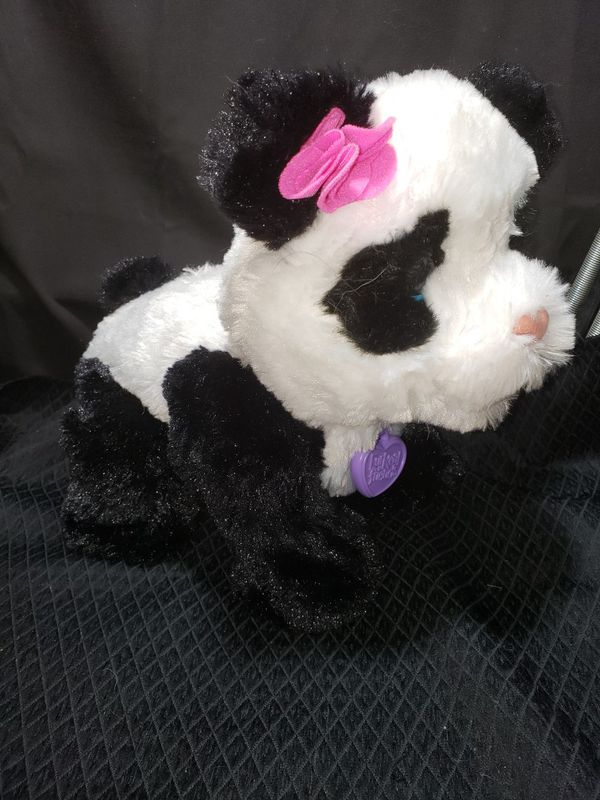 Furreal baby panda interactive has 45 responses