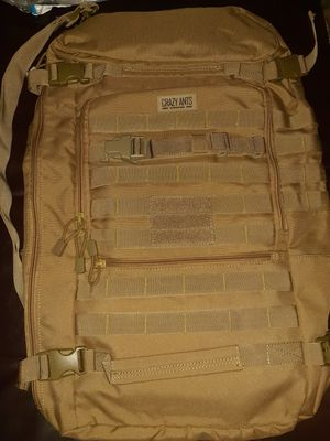 CRAZY ANTS OUTDOOR GEAR backpack for Sale in Las Vegas, NV