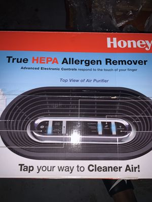 Honeywell air purifier for Sale in Port St. Lucie, FL