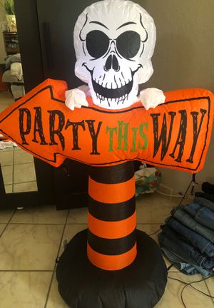4ft Halloween Party Blow Up for Sale in Irwindale, CA