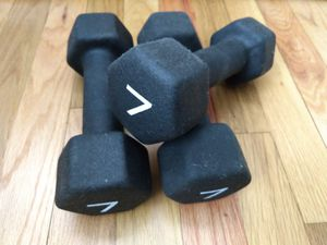 Neoprene Coated Dumbbell for Sale in Evergreen, CO