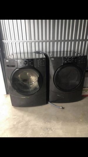 Kenmore washer dryer set $600 OBO for Sale in Durham, NC