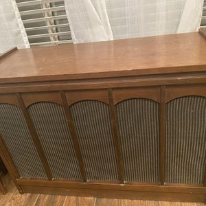 Sears Silvertone Record And Radio Cabinet for Sale in Scottsdale, AZ
