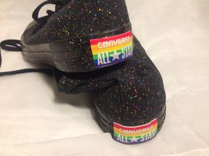 Converse All Stars: Pride Edition for Sale in Portland, OR