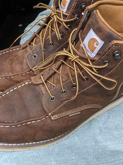 """Carhartt 6"""" Non Safety Toe Work Boots for Sale in Vancouver,  WA"""