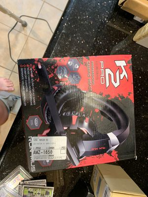 K2 Pro Gaming Headset for Sale in Springfield, MO