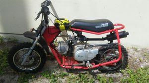 minibike 70cc for Sale in Palm Beach Shores, FL