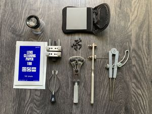 Film 35mm Leica or Medium Format Folding Camera Tools Spanner Etc for Sale in Seattle, WA
