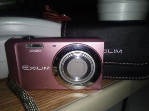 Casio exilim digital camera for Sale in Louisville, KY