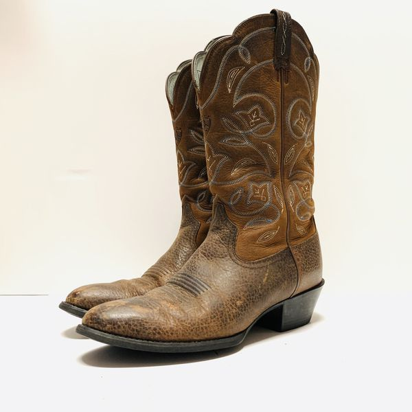 d5d9007eafc Ariat Heritage R Toe Western Boots size 9.5 for Sale in Austin, TX ...