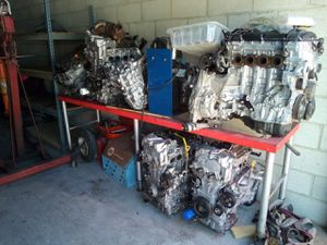 Engine and transmission$50 each cores for Sale in Hesperia, CA