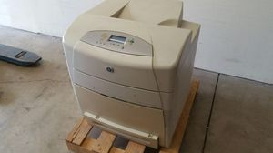 HP COLOR PRINTER VERY LOW PRINT COUNT for Sale in San Dimas, CA