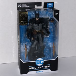 "DC Todd McFarlane Batman 7"" Figure Gold Label Series - (Walmart Exclusive) for Sale in Hayward, CA"