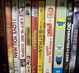 $5 Per DVD Movie for Sale in Hanford,  CA