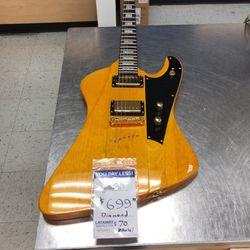 Diamond Guitar for Sale in Mableton,  GA