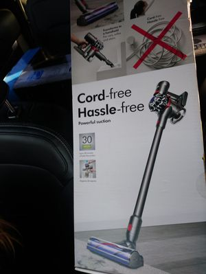 Dyson d8 vacuum 450 retail. New in box for 175 for Sale in Oklahoma City, OK