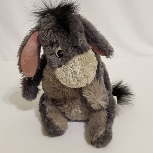 "Walt Disney World WInnie the Pooh VERY SOFT EEYORE 7"" Plush Stuffed Animal NEW for Sale in La Grange Park, IL"