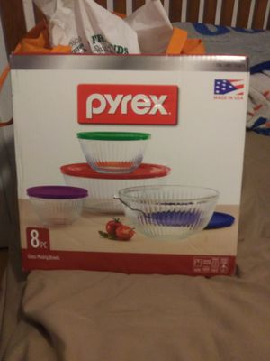 Pyrex glass containers for Sale in Wilmington, CA