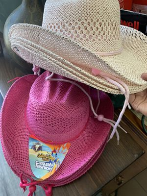 Pink Cowgirl hats for Sale in Los Angeles, CA