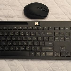Wireless Keyboard and Mouse for Sale in Shelby, NC