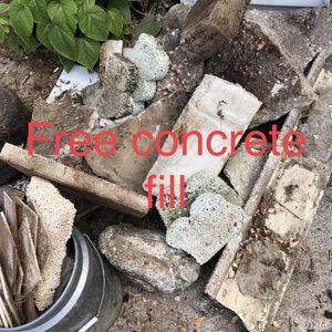 Concrete Fill for Sale in Sebastian, FL