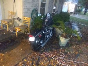 2009 softtail fxr with Evo motor for Sale in Houston, TX