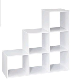 New in box wood cube storage 36x36x12 for Sale in Moreno Valley, CA