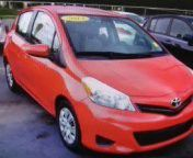 2013 Toyota Yaris L 5-Doors for Sale in Orlando, FL