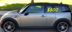 🎁💲8OO For sale URGENTLY 2OO9 Mini cooper . The car has been maintained regularly 🎁c for Sale in Long Beach, CA