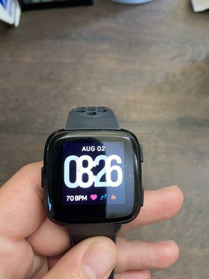 Fitbit versa for Sale in Seattle, WA