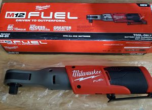 Milwaukee 1/2in Ratchet Price Firm for Sale in San Pedro, CA
