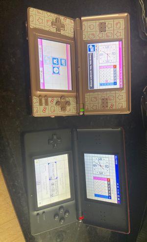 Nintendo DS lite bundle for Sale in Moreno Valley, CA