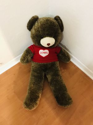 Giant teddy bear for your valentines ❤️ for Sale in Casselberry, FL