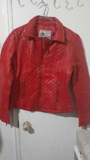 ladies leather jacket for Sale in Brooklyn, NY