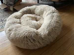 plush dog bed for Sale in Seattle, WA