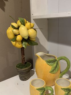 Lemon Decor for Sale in Puyallup,  WA