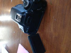 Cannon camera camcorder for Sale in Pueblo, CO