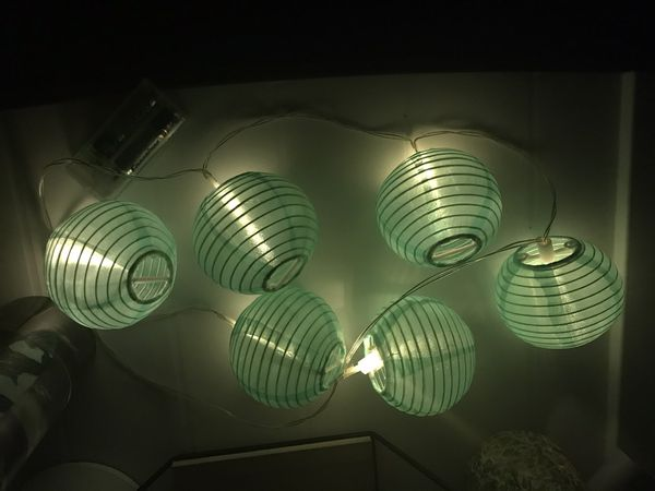 6pc Light Decor