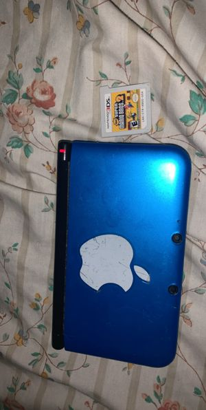 Nintendo 3ds come with super Mario bros 2 and Mario Kart installed for Sale in Detroit, MI