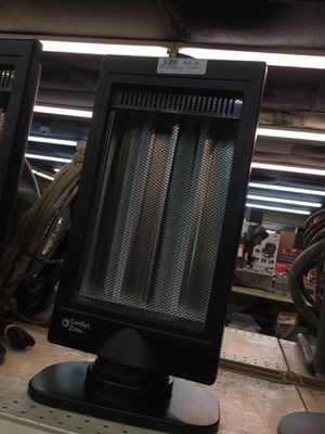 Comfort Zone Space Heater Black w/box for Sale in Fort Worth, TX