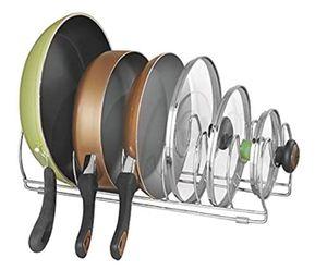 "Kitchen Cabinet Storage Organizer for Skillets, Pans - 17"" for Sale in Washington, DC"