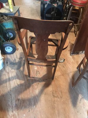 Antique oak chair for Sale in Millersville, MD