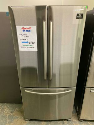Counter Depth French Door Refrigerator in Stainless Steel for Sale in Phoenix, AZ