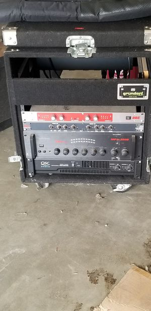 DJ equipment for Sale in Woodville, CA