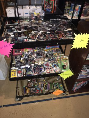 Sports Cards Collection - loose singles, low prices. see pics! for Sale in Rancho Cordova, CA