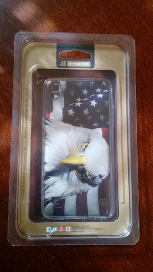 Eagle and American Flag Cell Phone Case for Sale in OH, US