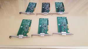 DELL DVI-D VIDEO CARDS (Price is for each) for Sale in Plainview, NY
